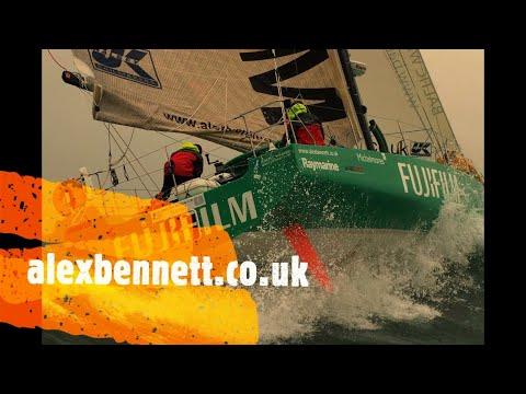 Shetland Round Britain & Ireland Race 2010 with Alex Bennett  Part 1 of 2