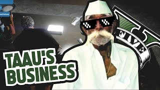 TAU'S JOURNEY TO BECOME GTA's BIGGEST SASTE NAS*E DEALER | RP GTA 5  MOMENTS