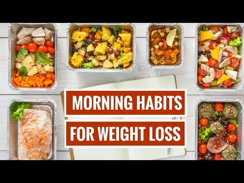 5 Simple Morning Habits That Help You Lose Weight