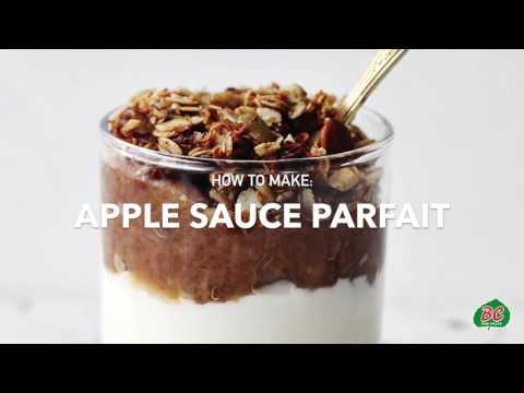 Easy Recipes using Apple Sauce