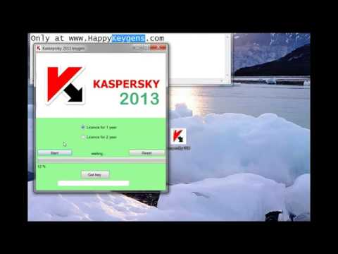 Kaspersky Internet Security 2013 activation code for 1 year free   YouTube