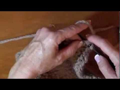 How to pick up and knit stitches along an edge