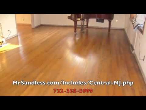 Hardwood Floor Refinishing Central NJ