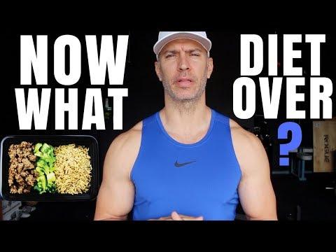 Avoid Fat Regain After The Diet