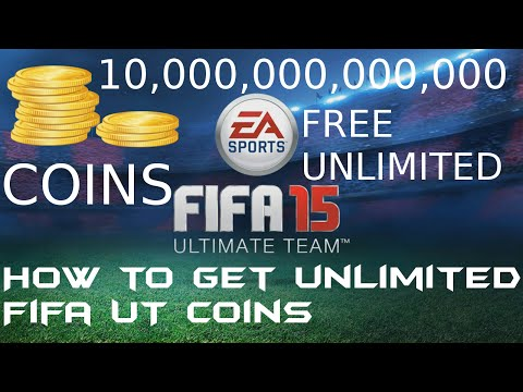 Fifa 15 Ultimate Team How To Get Unlimited Coins Hack | Free Coins| ROOT |
