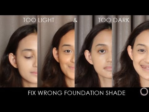 Fix Wrong Foundation Shade | Beginner Series | Nadya Aqilla | Indonesia