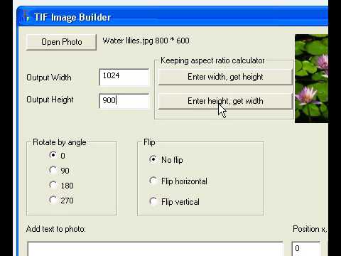use TIF converter to convert bmp/png/jpg/gif/icon/wmf/emf to TIF files