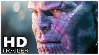 AVENGERS: INFINITY WAR Official Super Bowl Trailer (2018) Marvel