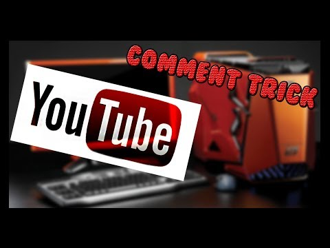 Youtube Comment Trick - Use Text with Bold, A Strike Threw, and Italicize