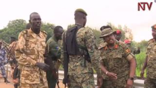 How Ugandans were taken out of volatile South Sudan