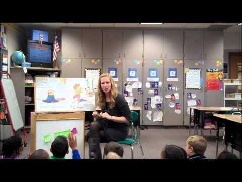 1st Grade Reading Strategies Rubber Band Blending