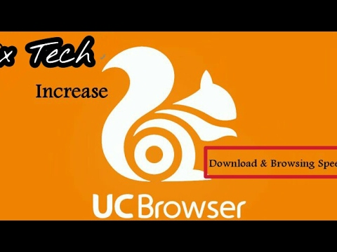 How To increase downloading Speed in Uc Browser!Hi Speed Download Any File!