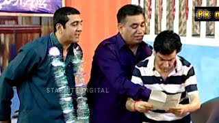 New Best of Zafri and Nasir Chinyoti Stage Drama Full Comedy Clip