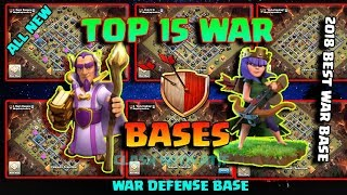 TH 1112 Best Ever TOP 30 War Bases 2018 30 IN 1 Top War Base
