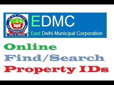 Online Find/Search Property IDs Of Your Own House/Property/Plots Or Colony HD 720P,1080P