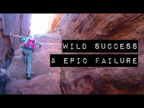 Wild Success & Epic Failure (and Tacos)– A Vandwelling/SUV Camping Adventure