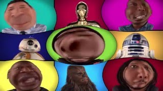 STAR WARS A CAPELLA TUNE (LOUD)