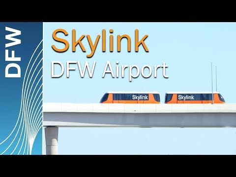 Skylink: The Quick and Easy Link Between Terminals , Dallas, USA