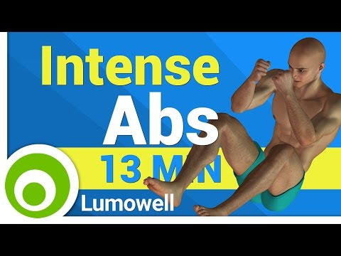 Intense Abs Workout for Men