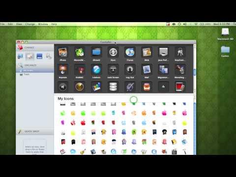 Candy Bar: Change A Folder Icon
