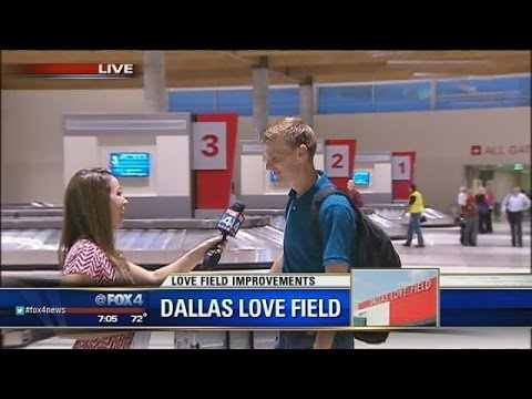 Love Field opens new baggage area