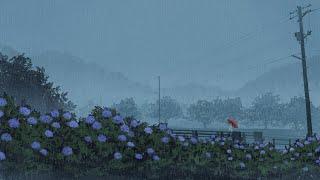 Relaxing Sleep Music + Rain Sounds - Meditation Music, Peaceful Piano, Deep Sleeping Music