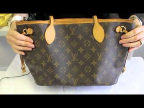 How to make sure your Louis Vuitton handbag is authentic