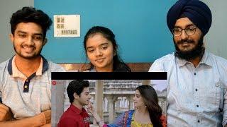 Dhadak title song REACTION ft thebrowndaughter | Ishaan & Janhvi | Ajay Gogavale & Shreya Ghoshal