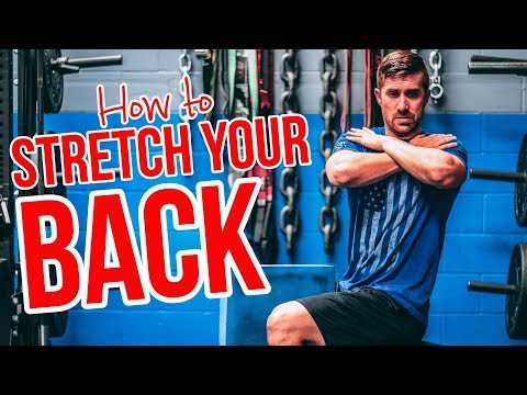 How to Stretch Your Back - Moves for INSTANT Relief!