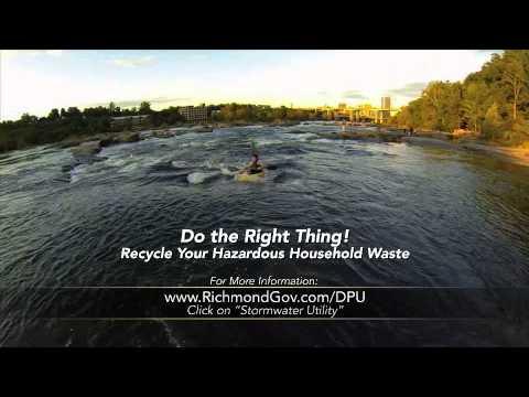 Wanna Hear a Dirty Word? Household Hazardous Waste