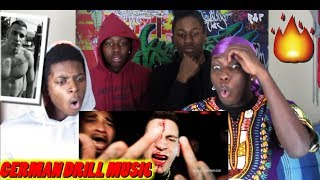 """GZUZ """"Was Hast Du Gedacht"""" (WSHH Exclusive - Official Music Video) - German Drill Music REACTION!"""