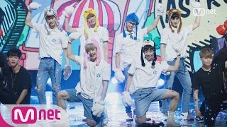 [astro - Breathless] Special Stage | M Countdown 160714 Ep.483