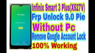 new method 2019 30 mars How To Bypass Google Account Remove Infinix