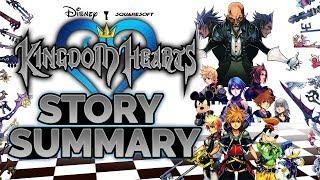 Kingdom Hearts Story Summary - What You Need To Know To Play Kingdom Hearts 3!