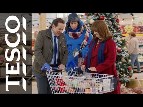 Tesco Gluten Free Christmas Advert | 2015