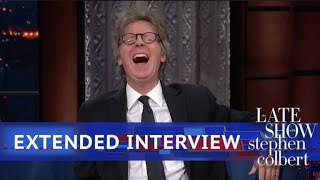 Dana Carvey: Full Unedited Interview With Stephen Colbert