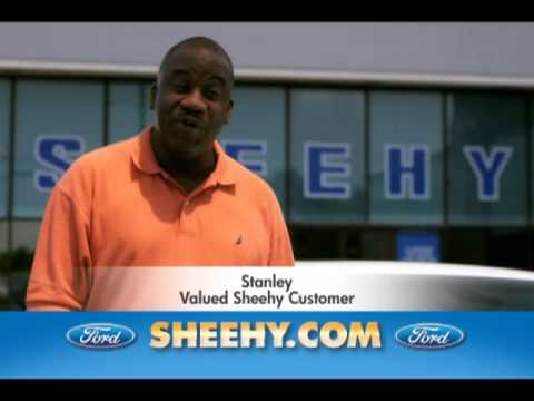 Get the Most for Your Trade at Sheehy Ford of Warrenton!