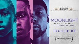 MOONLIGHT - Vincitore di 3 premi Oscar® - Trailer Ufficiale Italiano