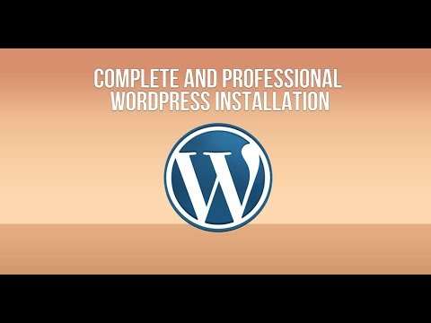 How to Install Wordpress Online on Web Server Using Cpanel
