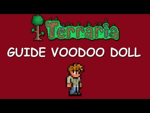 Terraria - Guide Voodoo Doll