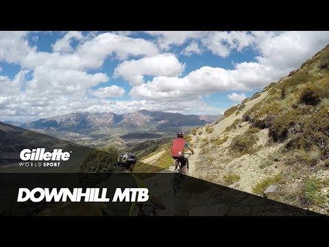 New Zealand MTB with Kieren Bennett & Sam Blenkinsop | Gillette World Sport
