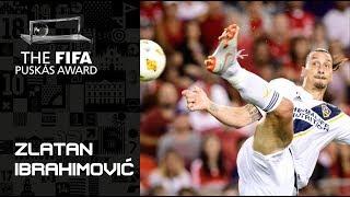 FIFA PUSKAS AWARD 2019 NOMINEE: Zlatan Ibrahimovic