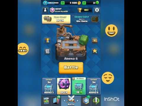 Wert gamer open magical chest and win battle