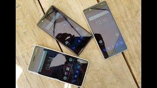 Nokia 6, Nokia 5 and Nokia 3: availability, India price and full specs