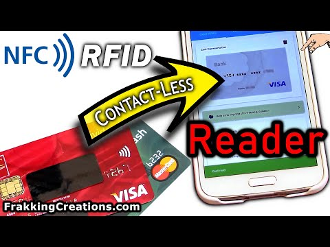 demo: Stealing Credit Debit ATM Card Data...Hack Proof Cards NOW with Bastion RFID/NFC Protection!