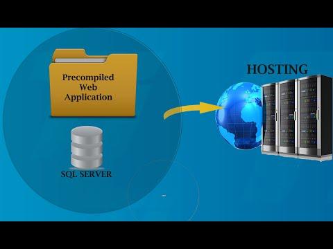 Como publicar una Aplicacion Web + SQL Server (Asp.Net)