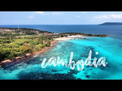 Exploring Cambodia #2018 #DJI Spark