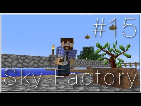Twerking for Trees (Sky Factory #15)