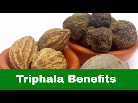 Triphala Dosage & Benefits for Constipation and Weight Loss
