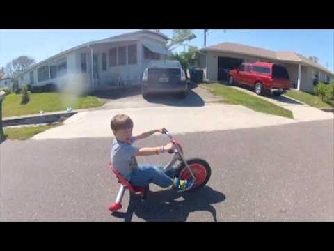 Logan's Flash Rider 360